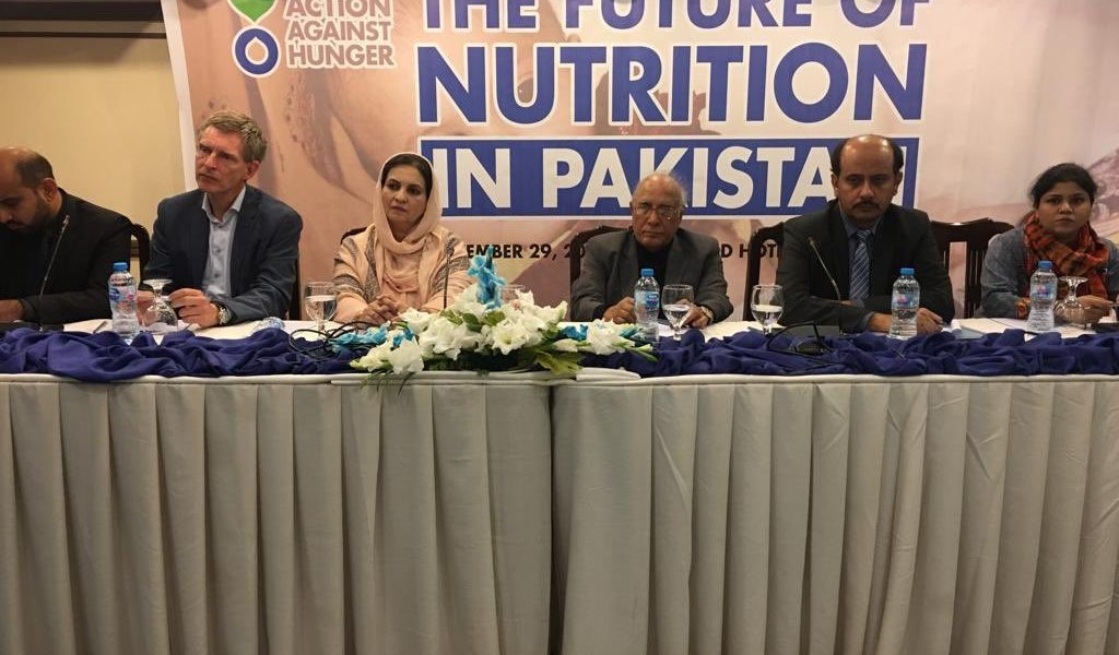 The future of nutrition in Pakistan