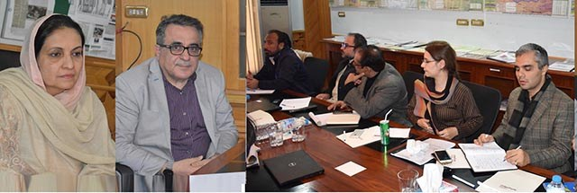 WHO-MOH mission to assist govt of Balochistan in nutrition emergency