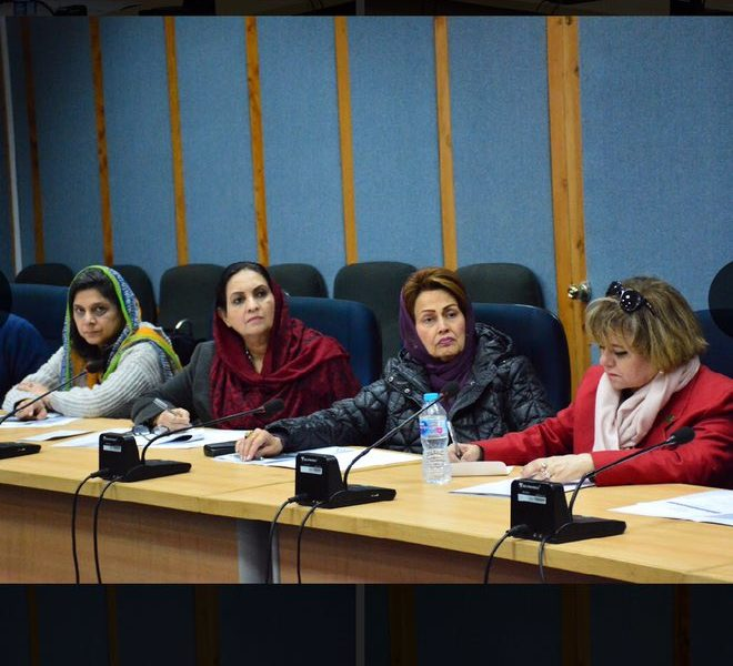 Public-Private Dialogue on Gender Focused Economic Reforms