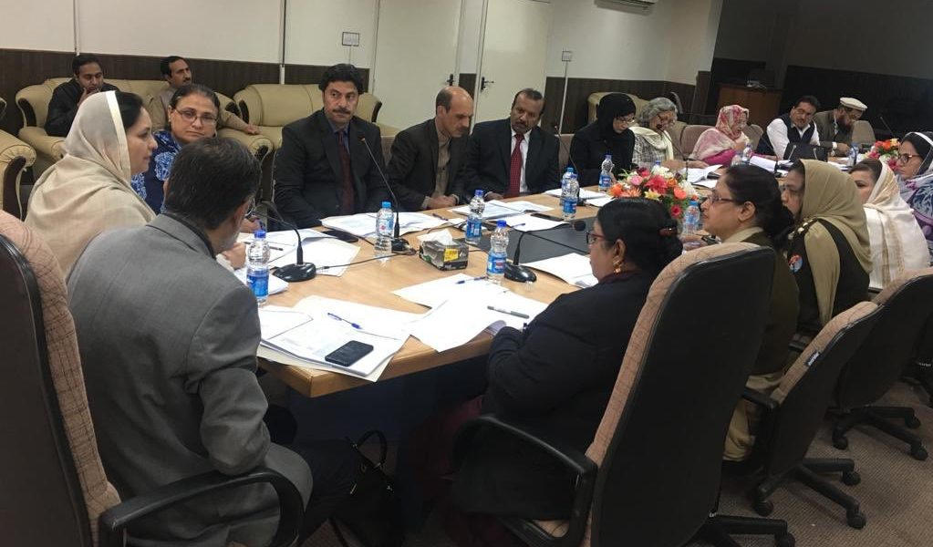 ‪First meeting 2019 of Pakistan Nursing Council