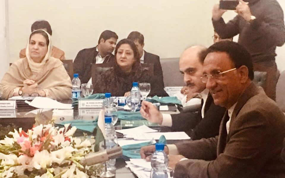 Meeting of Standing Committee on National Food Security and Research