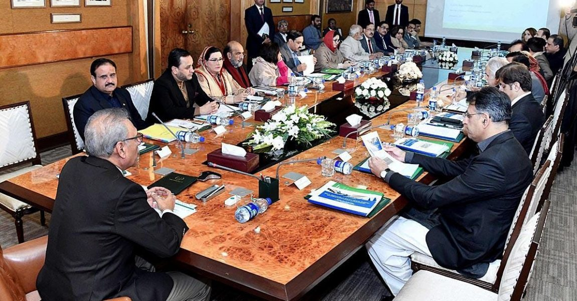 High-level meeting resolves to develop national narrative on population control