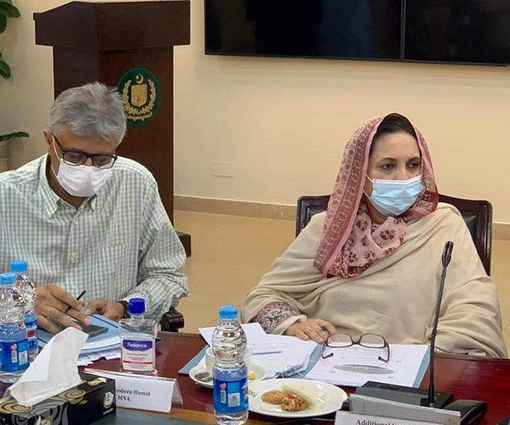 Meeting of Standing Committee on National Health Services, Regulations and Coordination.