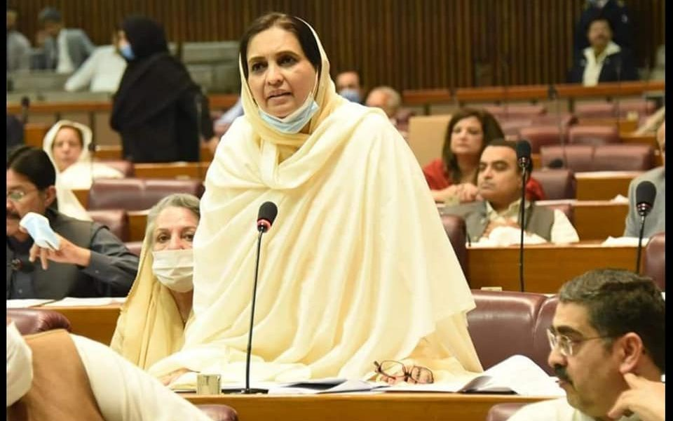 Parliament of Pakistan for passing the Pakistan Medical Comm (PMC) bill today in joint session