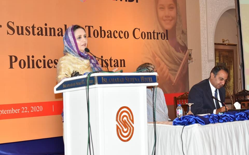 Need for Sustainable Tobacco Control Policies in Pakistan