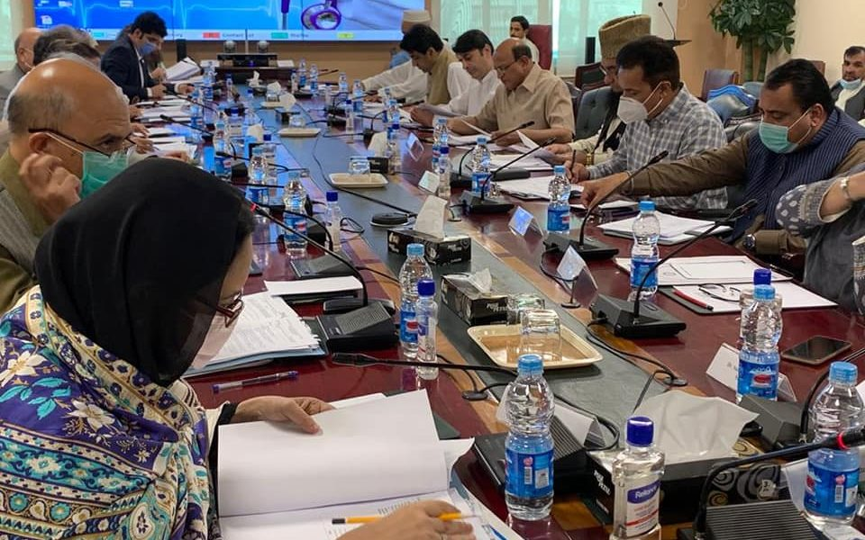 Meeting of National Assembly  Standing Committee on Health