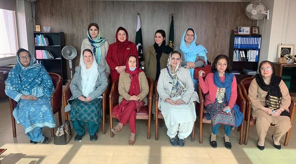 Meeting with the Governing Body of Gilgit Baltistan Region Body