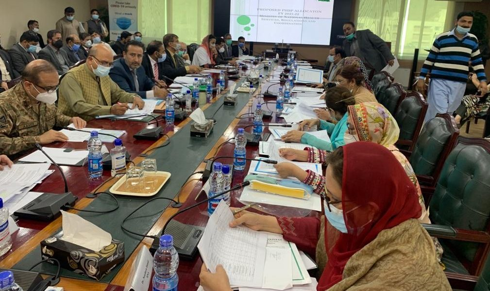 Meeting of Standing Committee of National Health Services Regulation and Coordination