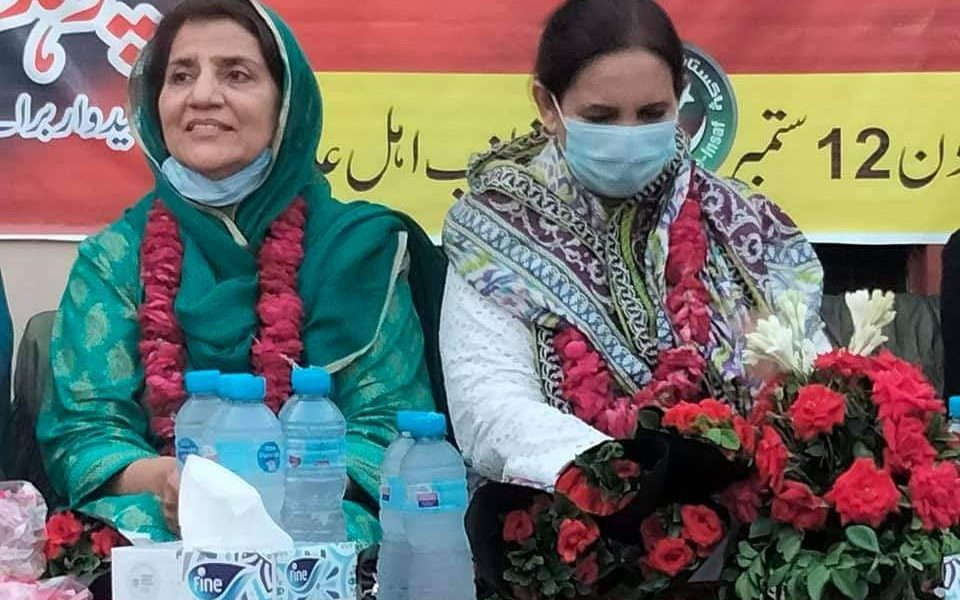 Women Convention at Ward 7 Bedian Road